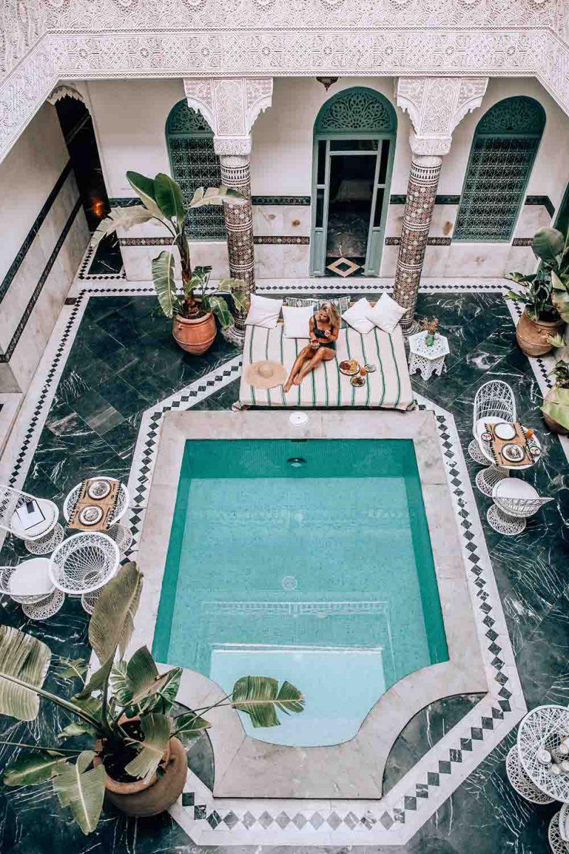 KSAR KASBAH & SPA MARRAKECH piscine pool