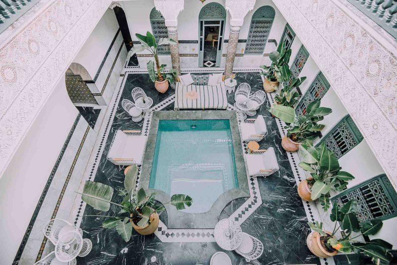 KSAR KASBAH & SPA MARRAKECH swiming pool
