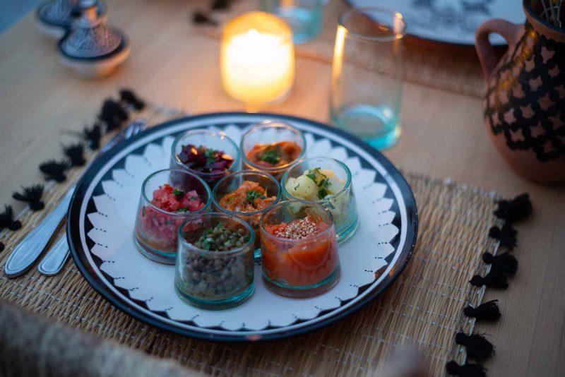 KSAR KASBAH & SPA MARRAKECH cooking