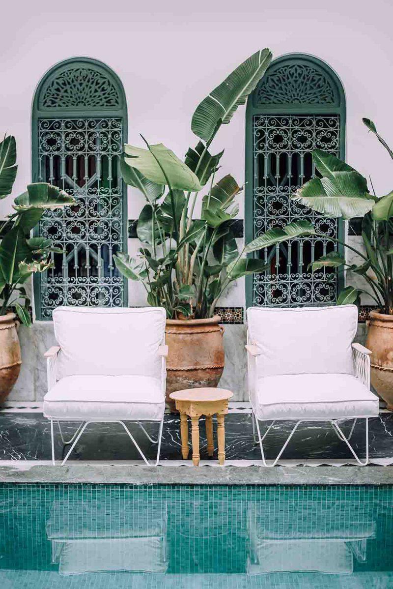 KSAR KASBAH & SPA MARRAKECH patio chair