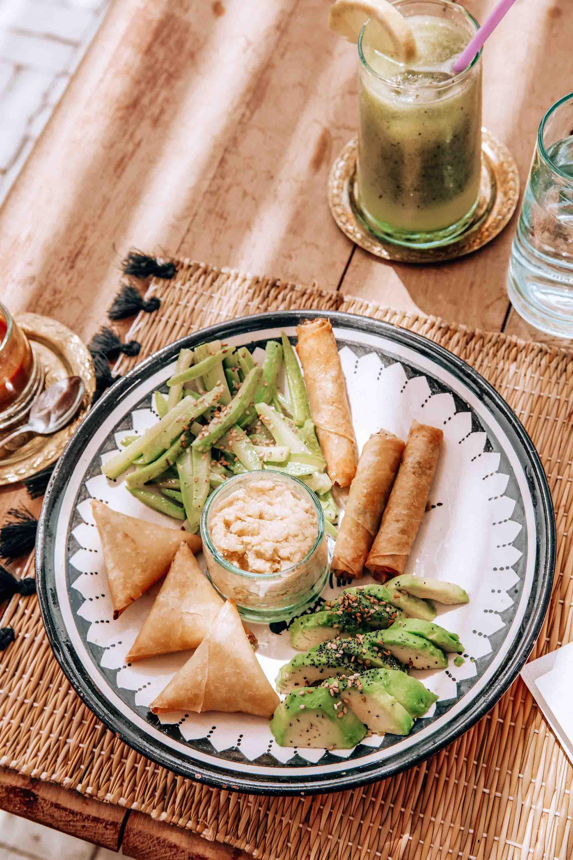 KSAR KASBAH & SPA MARRAKECH cuisine marocaine